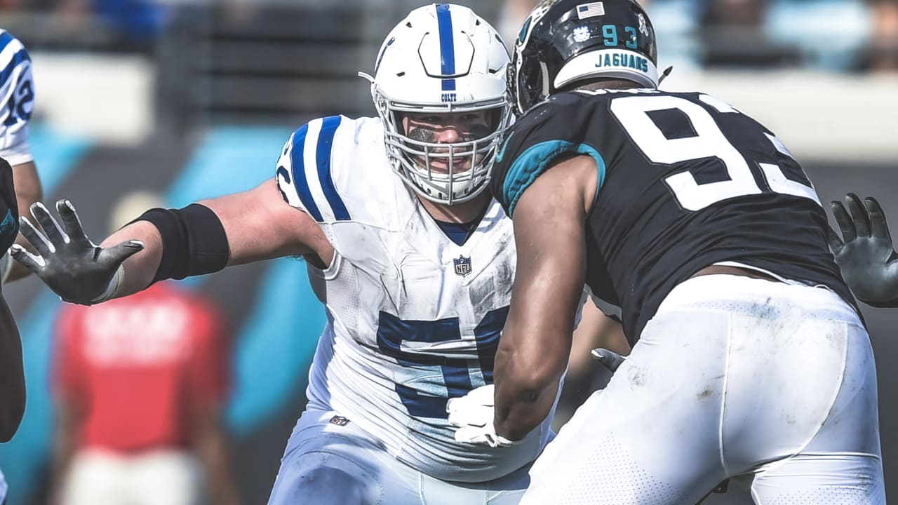 Quenton Nelson Indianapolis Colts
