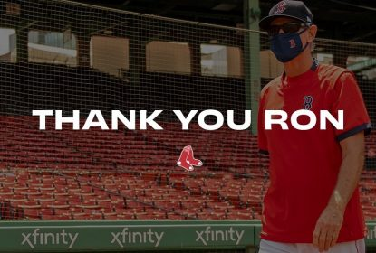 Red Sox anunciam saída do manager Ron Roenicke - The Playoffs