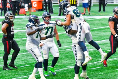 Com ótima atuação de Russell Wilson, Seattle Seahawks bate Atlanta Falcons - The Playoffs