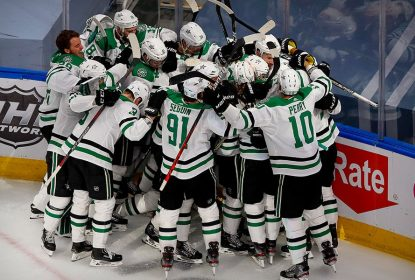 De virada, Stars vencem Golden Knights e conquistam a Conferência Oeste - The Playoffs