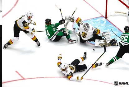 Alexander Radulov marca no overtime e Stars vencem Golden Knights - The Playoffs