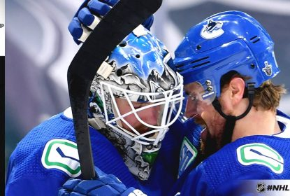 Canucks goleiam e forçam sétimo jogo contra Golden Knights - The Playoffs
