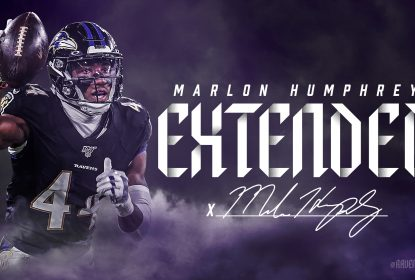Marlon Humphrey assina extensão milionária com o Baltimore Ravens - The Playoffs