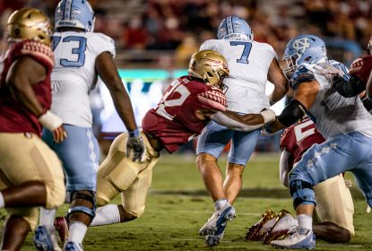 Com começo avassalador, Florida State bate North Carolina - The Playoffs