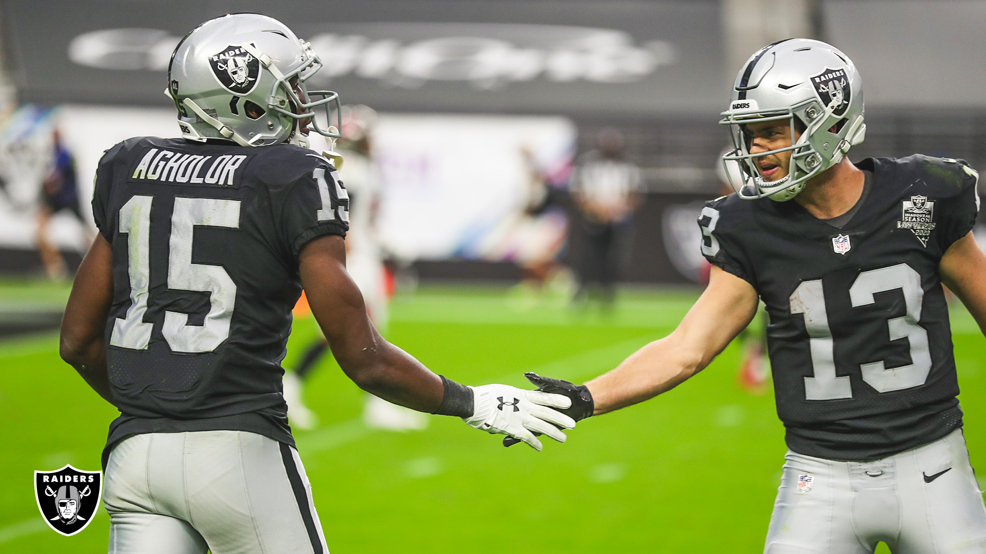 Nelson Agholor e Hunter Renfrow - Las Vegas Raiders Fantasy Football