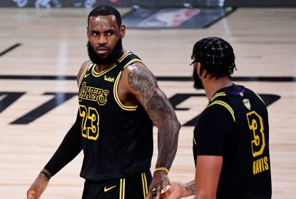 "Lakers utilizará uniforme ""Black Mamba"" no jogo 5 das Finais da NBA - The Playoffs"