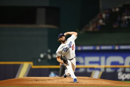 Dodgers vencem Rays com domínio de Kershaw e dos rebatedores - The Playoffs