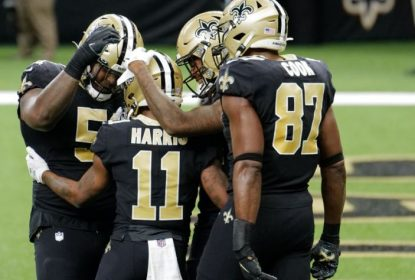 Saints segura reação e derrota Panthers em retorno de Bridgewater ao Superdome - The Playoffs