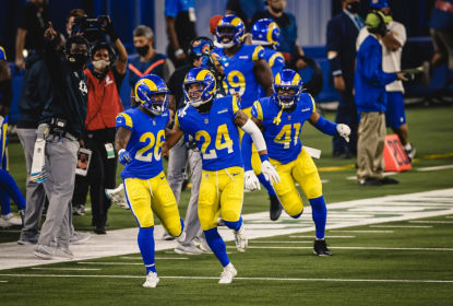 Rams dominam os Bears e vencem o Monday Night Football - The Playoffs