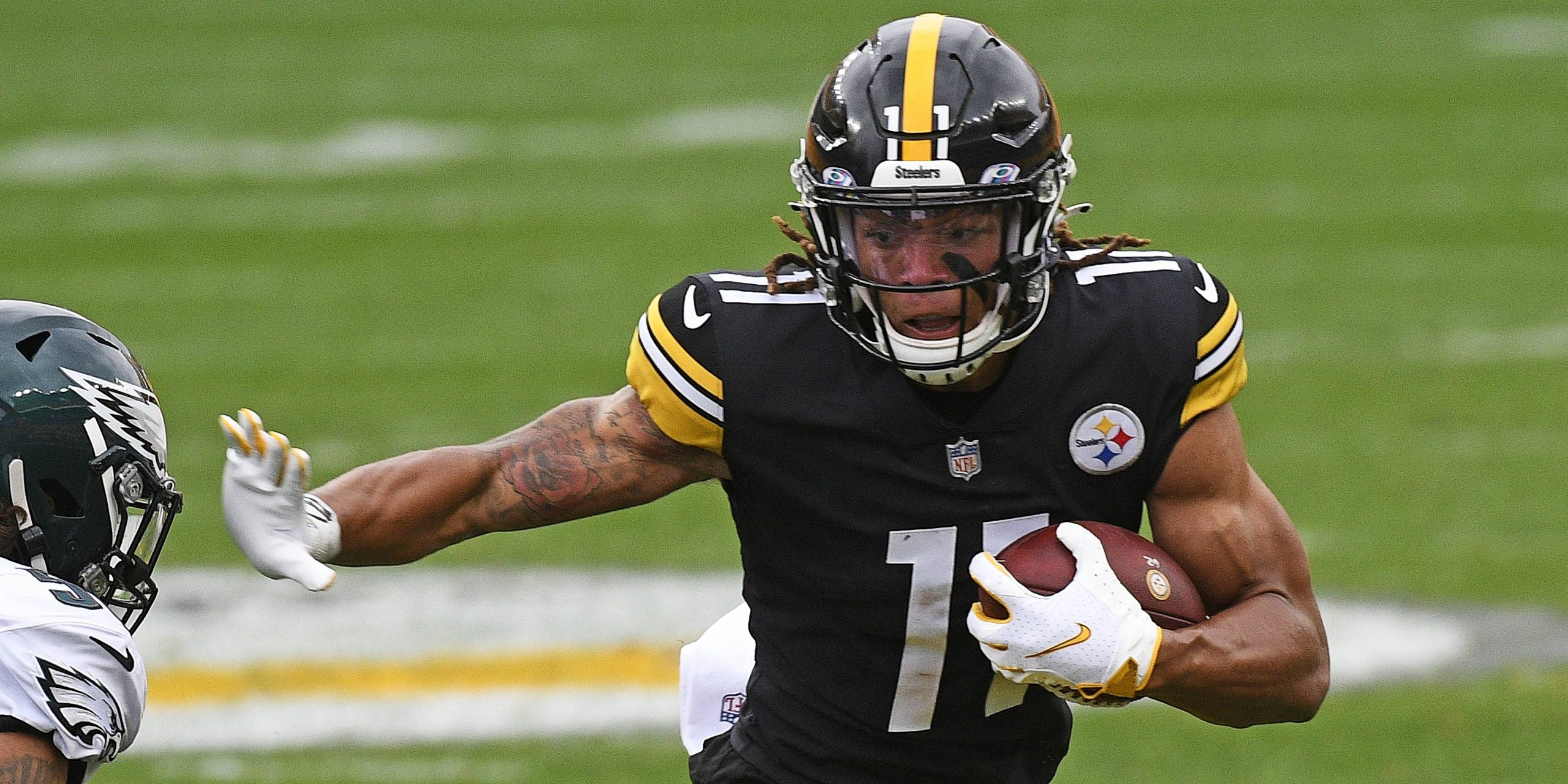 WR Pittsburgh Steelers Chase Claypool Fantasy Football