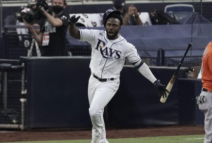 Rays vencem jogo decisivo contra Astros e se garantem na World Series - The Playoffs