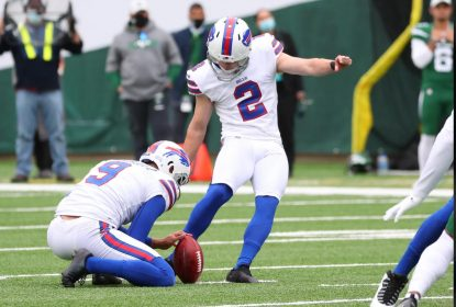 Com seis field goals, Bills vencem Jets fora de casa - The Playoffs