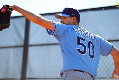 Rays declinam de exercer opção no contrato de Charlie Morton - The Playoffs