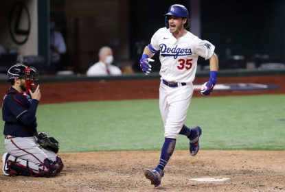 Cody Bellinger é colocado na lista de contundidos dos Dodgers - The Playoffs