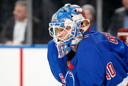 New York Rangers assina por dois anos com Alexandar Georgiev - The Playoffs