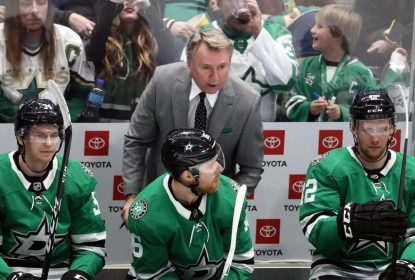 Rick Bowness seguirá como treinador do Dallas Stars - The Playoffs