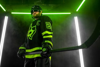 Dallas Stars lança 3º uniforme preto com verde neon - The Playoffs