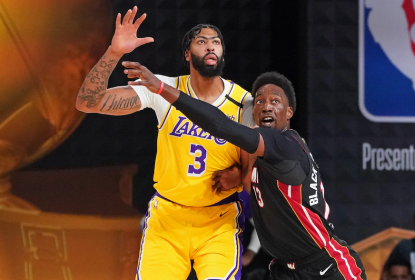 Em duelo equilibrado, Lakers vencem Heat e colocam mão na taça da NBA - The Playoffs
