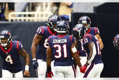 Houston Texans supera Jacksonville Jaguars e conquista primeira vitória na temporada - The Playoffs