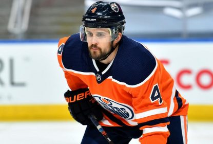Kris Russell assina extensão com o Edmonton Oilers - The Playoffs