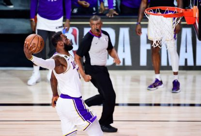 Lakers atropelam Heat e conquistam 17º título da NBA - The Playoffs