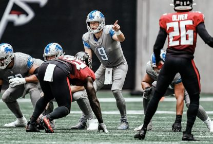 Lions vencem Falcons de virada com touchdown no último lance - The Playoffs