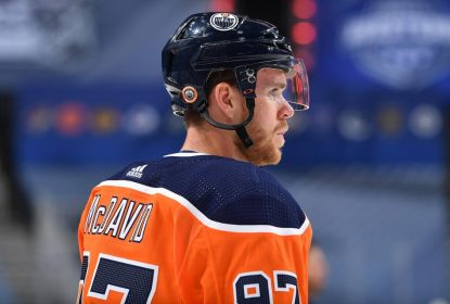 Oilers anunciam que McDavid testou positivo para a COVID-19 - The Playoffs