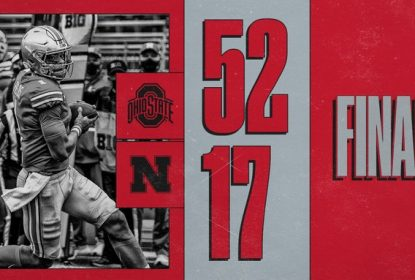 Ohio State derrota Nebraska na estreia da Big Ten - The Playoffs