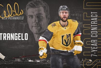 Golden Knights fecham com Alex Pietrangelo - The Playoffs