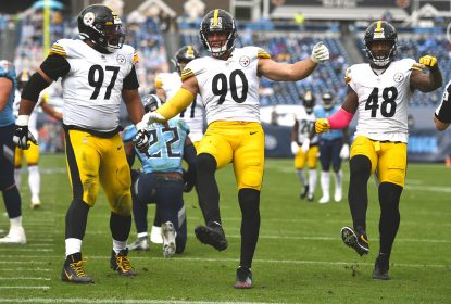 Pittsburgh Steelers vence Tennessee Titans em duelo de invictos - The Playoffs