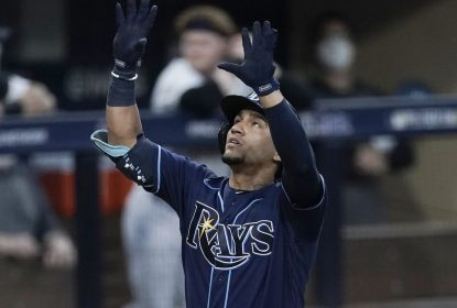 Ataque brilha novamente e Tampa Bay Rays vence New York Yankees - The Playoffs
