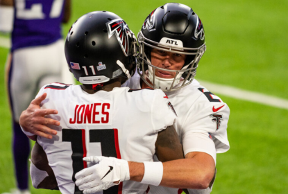 Atlanta Falcons vence Minnesota Vikings e conquista primeira vitória na temporada - The Playoffs