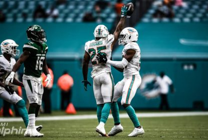 Miami Dolphins domina New York Jets e sobe para segundo na AFC East - The Playoffs