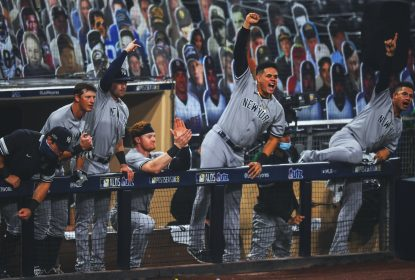 New York Yankees domina Tampa Bay Rays por 9 a 3 em Jogo 1 da ALDS - The Playoffs