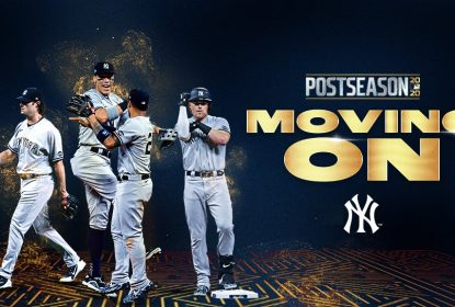 Yankees superam batalha contra Indians e garantem vaga na ALDS - The Playoffs