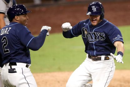 Com HR de Mike Brosseau, Rays vencem Yankees e estão na ALCS - The Playoffs
