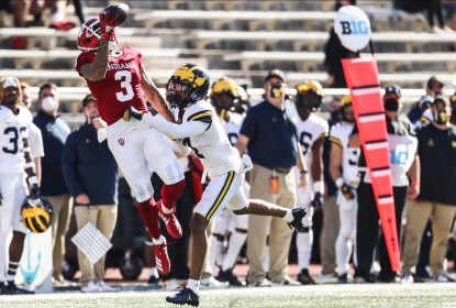 "Indiana quebra tabu, desbanca a ""favorita"" Michigan e segue invicta - The Playoffs"