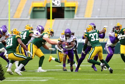 Com show de Dalvin Cook, Vikings surpreendem e vencem Packers fora de casa - The Playoffs