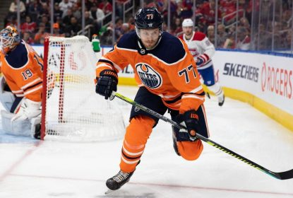 Com lesão no ombro, Oscar Klefbom está fora da temporada da NHL - The Playoffs