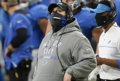 Lions demitem técnico Matt Patricia e general manager Bob Quinn - The Playoffs