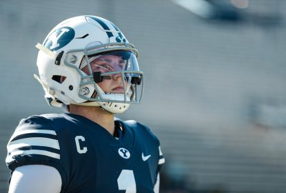 Em mais um dia normal de Zach Wilson, BYU atropela sem dó North Alabama - The Playoffs