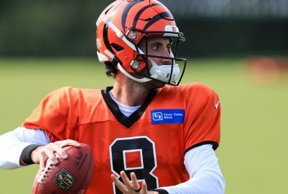 Bengals planejam colocar QB Brandon Allen no lugar de Ryan Finley - The Playoffs