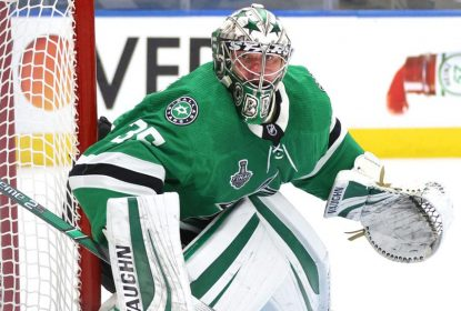 Anton Khudobin deve estar pronto para o training camp - The Playoffs