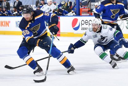 Defensor do St. Louis Blues, Colton Parayko se diz pronto para maior papel na equipe - The Playoffs