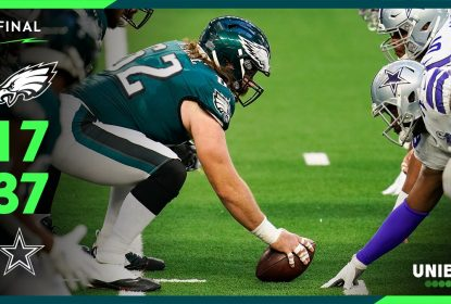 Eagles perdem para Cowboys e acabam com chances de playoffs - The Playoffs