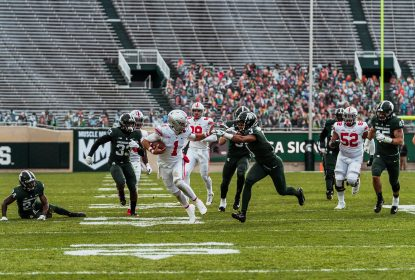 Mesmo com muitos desfalques, Ohio State vence Michigan State sem sustos - The Playoffs