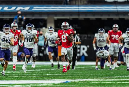 Em tarde de Trey Sermon, Ohio State vence Northwestern e é campeã da Big Ten - The Playoffs