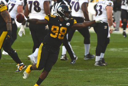 Pittsburgh Steelers assina com Vince Williams após cortá-lo - The Playoffs