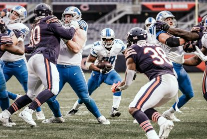 Lions derrotam Bears com virada no fim da partida - The Playoffs