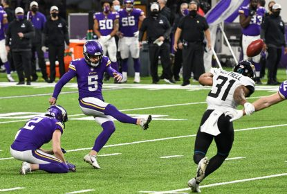Vikings vencem Jaguars na prorrogação e se aproximam de vaga no wild card - The Playoffs